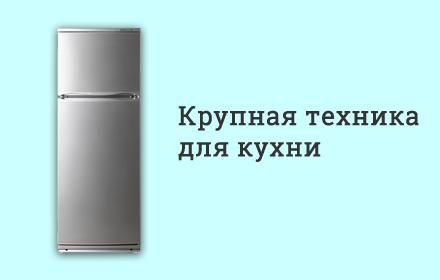 Крупная техника для кухни