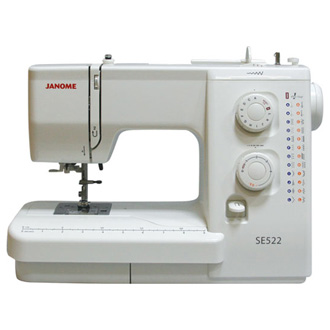 Janome SE 522/Sewist 525 S
