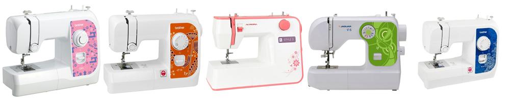 Рейтинг лучших недорогих швейных машинок