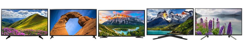 Рейтинг лучших телевизоров 43 дюйма