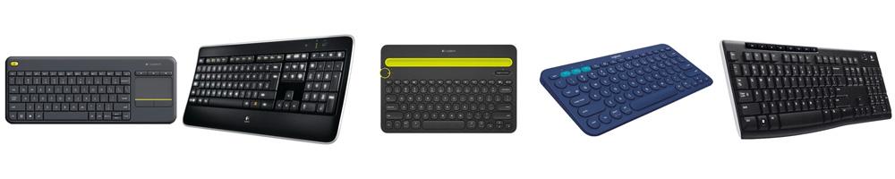 Рейтинг лучших беспроводных клавиатур