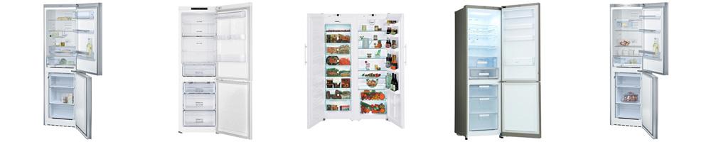 Рейтинг лучших двухкамерных холодильников