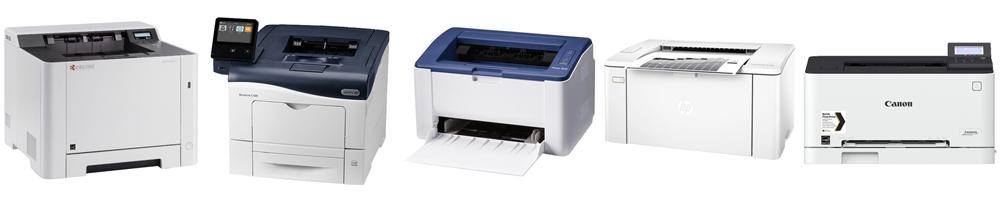 Рейтинг лучших лазерных принтеров для офиса