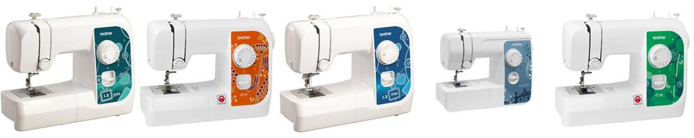 Рейтинг лучших швейных машинок Brother