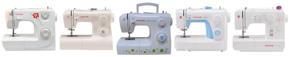 Рейтинг лучших швейных машинок Singer