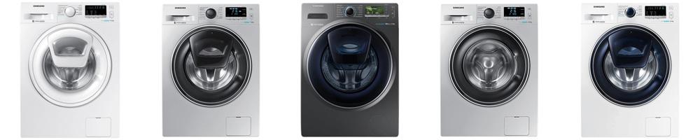 Рейтинг лучших стиральных машин Samsung