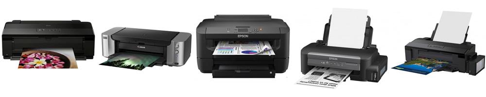 Рейтинг лучших струйных принтеров для дома