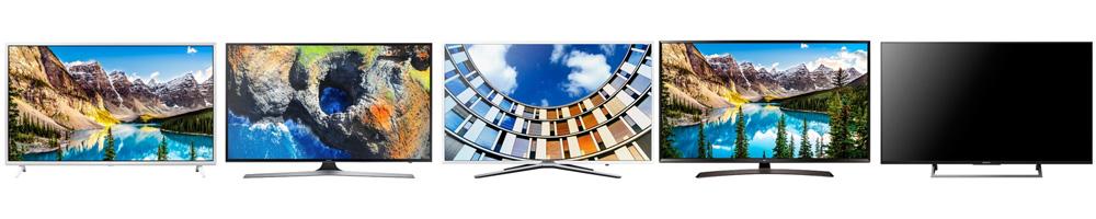 Рейтинг лучших телевизоров с диагональю 48 дюймов