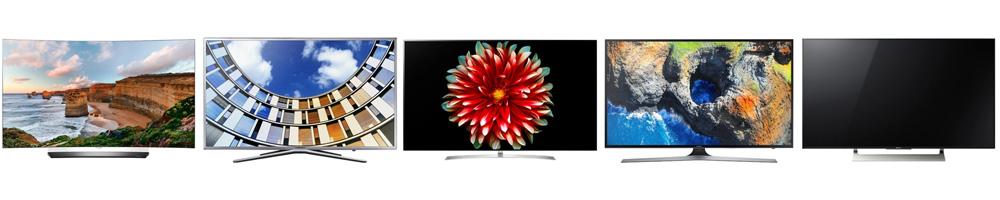 Рейтинг лучших телевизоров с диагональю 55 дюймов