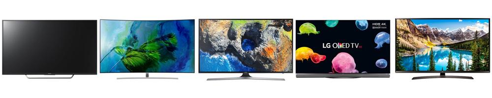 Рейтинг лучших телевизоров с диагональю 65 дюймов