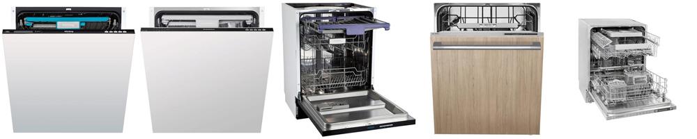 Рейтинг лучших встраиваемых посудомоечных машин 60 см
