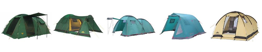 Рейтинг лучших 4-местных палаток
