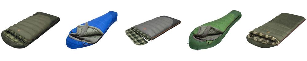 Рейтинг лучших спальных мешков