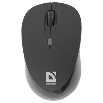 Defender Dacota MS-155 Nano Black-Red USB