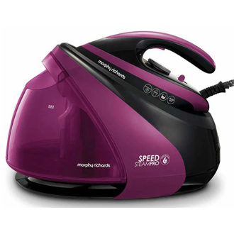 Morphy Richards S-Pro Purple 332102/332100