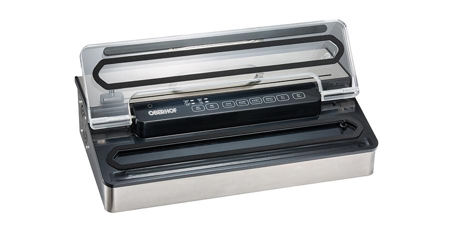Промышленный вакуумный упаковщик OBERHOF Leer T-45: особенности и характеристики