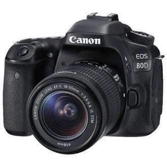 Canon EOS 80D Kit