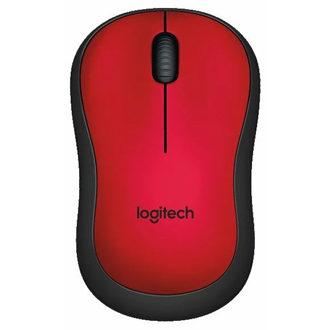 Logitech M220 SILENT Red USB
