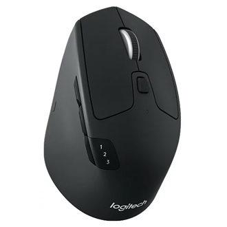 Logitech M720 Triathlon Black Bluetooth