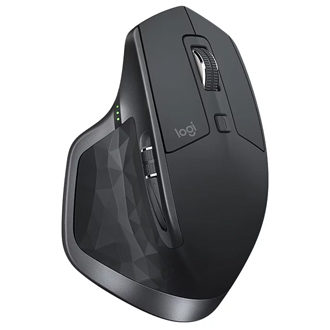 Logitech MX Master 2S Black Bluetooth