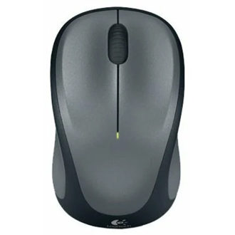 Logitech Wireless Mouse M235 Grey-Black USB