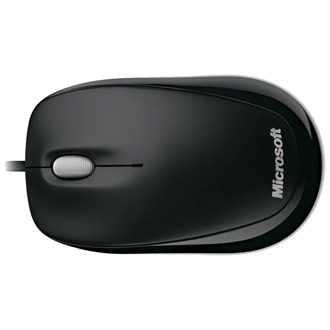 Microsoft Compact Optical Mouse 500 Black USB