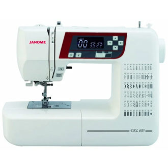 Janome-DC-603