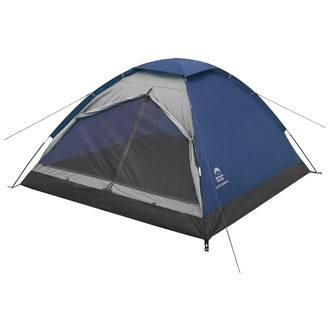 Jungle Camp Lite Dome 2 синий/серый