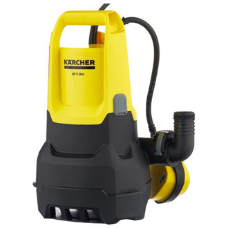 KARCHER SP 3 Dirt (350 Вт)